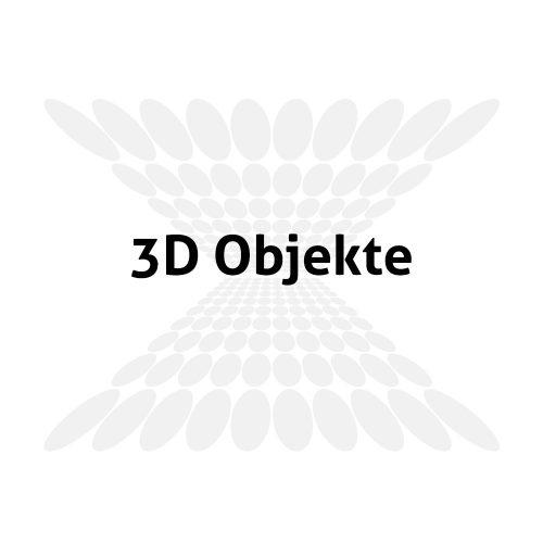 3D Objekte für Composings